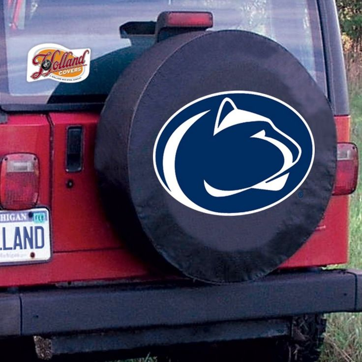 Tire Cover - Pennsylvania State University Nittany Lions