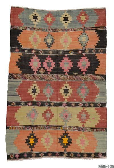 Vintage Sivas Kilim