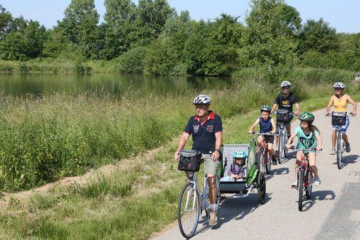 Cyclo Dombes location de vélos en Dombes pour toute la famille - Location de vélos pour toute la famille dans la Dombes