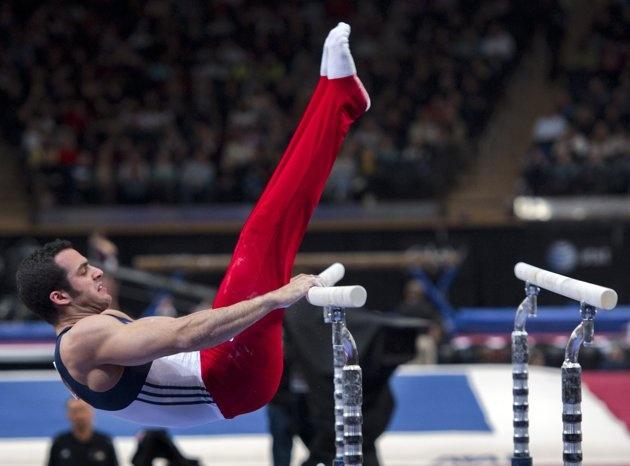 the cup gymnastics meet 2012
