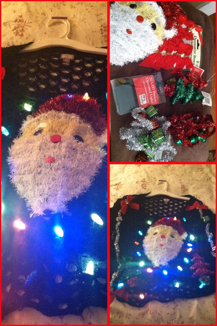 my ugly christmas sweater sweater on sale at target battery operated lights from big lots all decor from the dollar tree - Big Lots Christmas Trees Sale