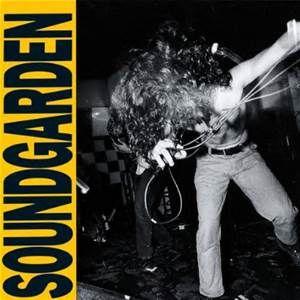 Soundgarden Album Covers