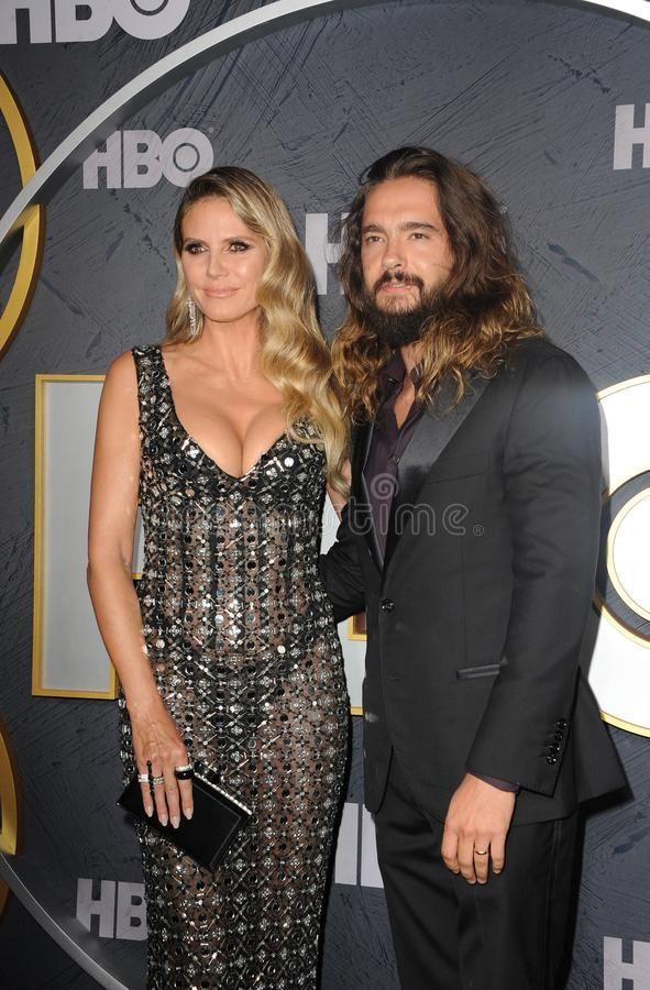 Kaulitz nackt klum heidi Heidi Klum,
