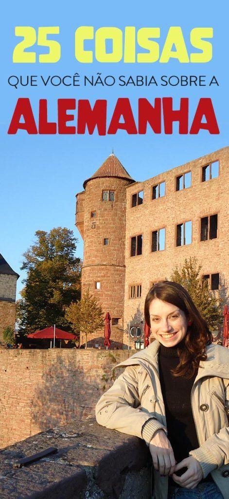 Fatos curiosos da Alemanha, descubra coisas diferentes, legais ou simplesmente curiosidades sobre a Alemanha!