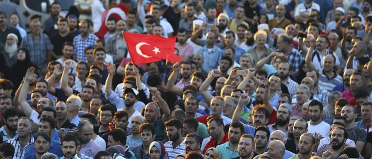 Noticias ao Minuto - Tentativa de golpe na Turquia deixa pelo menos 265 mortos