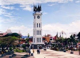 Jam Gadang, Bukittinggi - Sumatera Barat - Wisata Kota