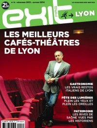 Exit #18 : Les meilleurs cafés-théâtres de Lyon