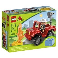 LEGO - Duplo - FIRE CHIEF (6169)