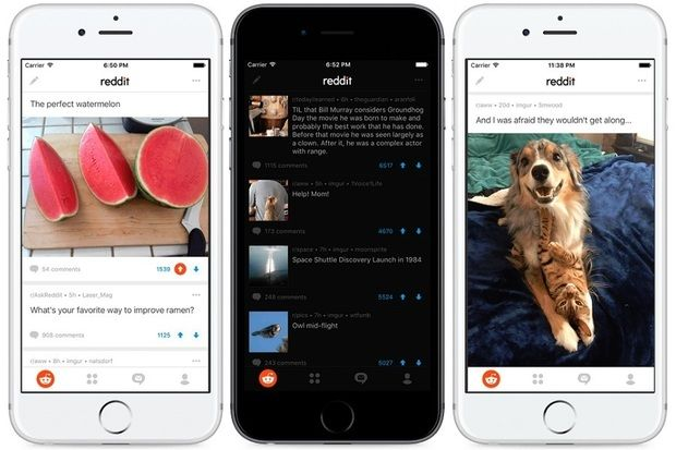 The official Reddit app is fast and free, replacing the need for third-party clients.