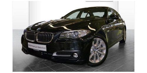 BMW 525d Limousine - 3589