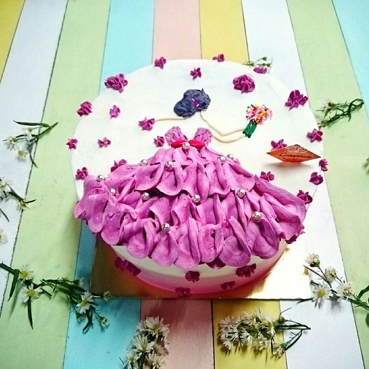 Chocolate Devil Cake for Bridal Shower