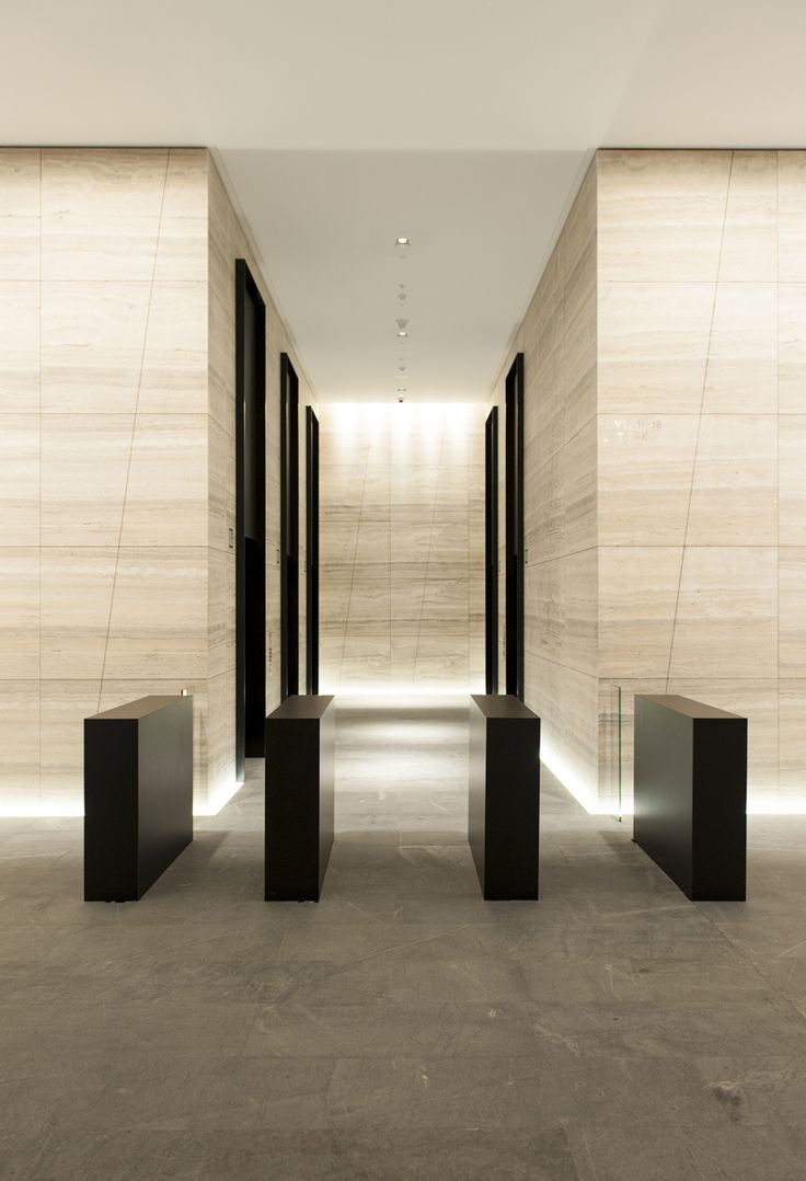 office building lobby design - Google Search