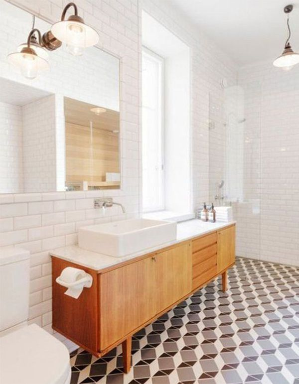 The best sink cabinets to design your bathroom