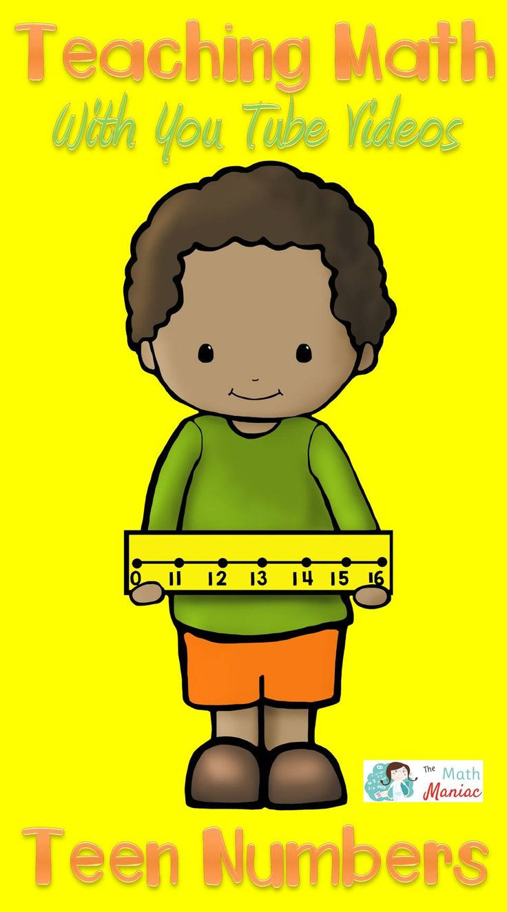 A collection of the best songs and dances on You Tube to help you teach teen numbers.  Great for brain breaks and transitions!