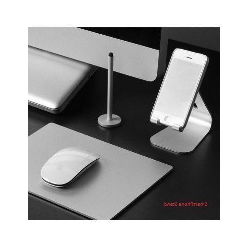 Smartphone Stand Solid Aluminum Body Phone Cradle Tablet Mount Gps Holder Mobile #elagoM2
