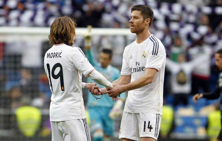 Xabi Alonso reveals Modric adoration | MARCA English