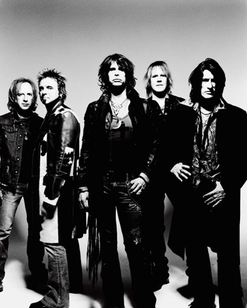 Aerosmith.....<3