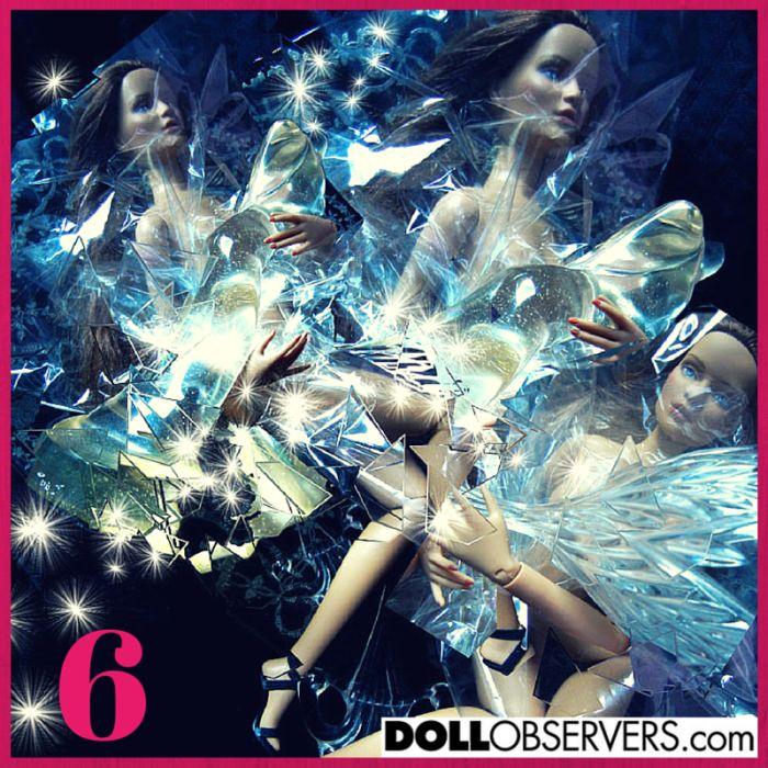 Advent Calendar Day 6. Photo courtesy of DollObservers Member, Fashion Doll Stylist. http://dollobservers.com/forum/advent-calendar-2014