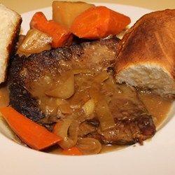 Johnny's Slow Cooker London Broil - Allrecipes.com