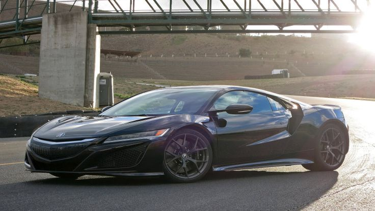 The 2017 Acura NSX will cost $156,000
