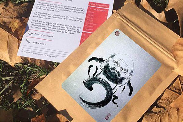 Découvrez les mythes & légendes sur les origines du thé -  Discover myths & legends concerning tea origins !
