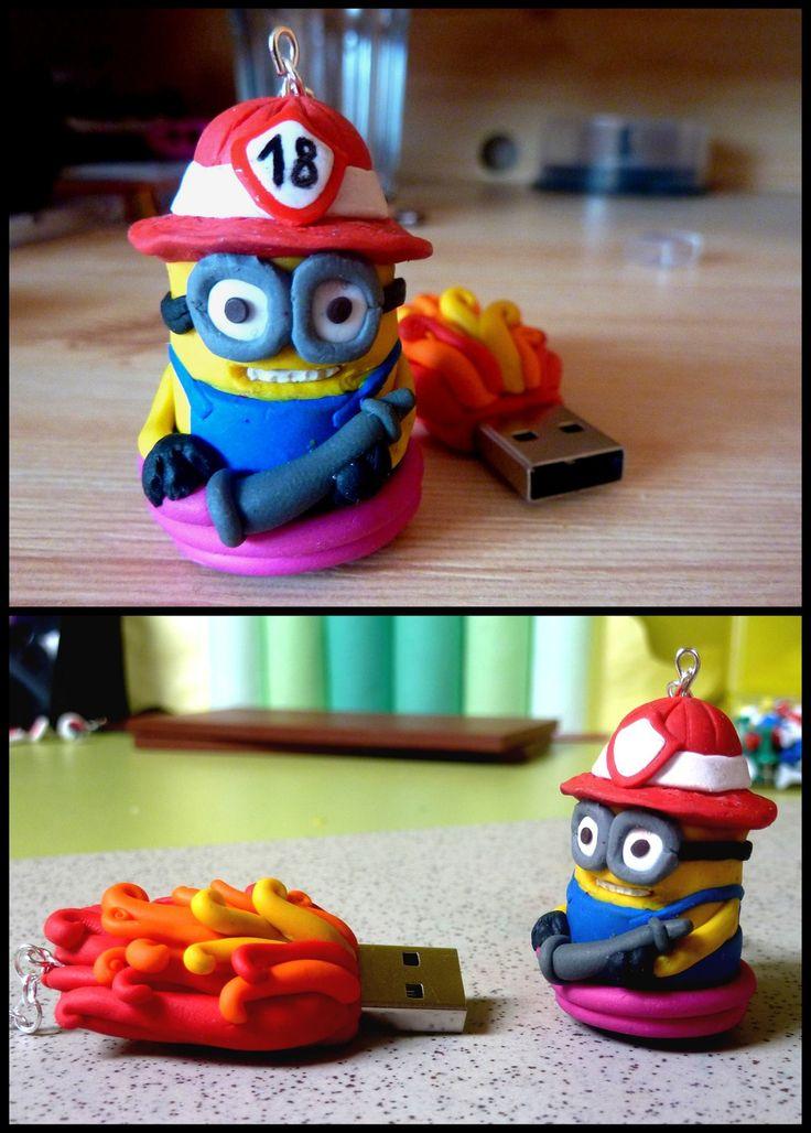 minion fireman!