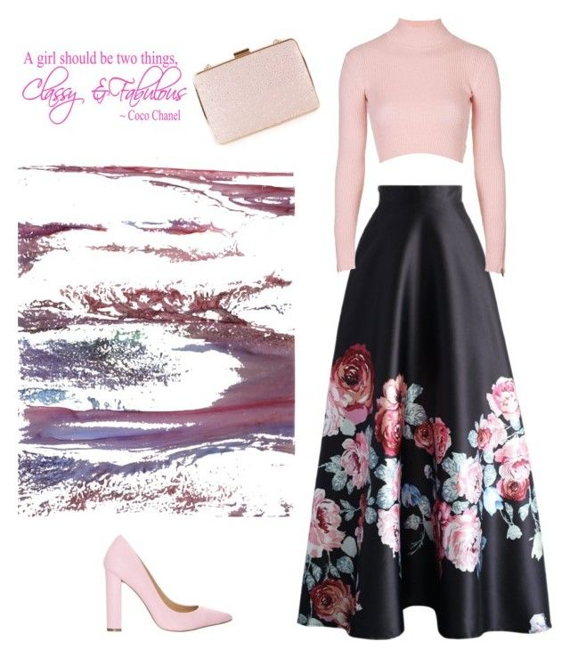 """Untitled #13"" by alyimalyi on Polyvore featuring Chicwish, Topshop, Siren, Monsoon, women's clothing, women's fashion, women, female, woman and misses"