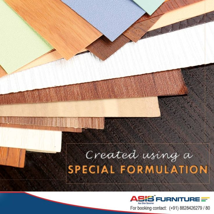 The special formulation used to create ASIS laminates ensures long-term use along with the retention of the original color and gloss. http://bit.ly/1pEbfQ6