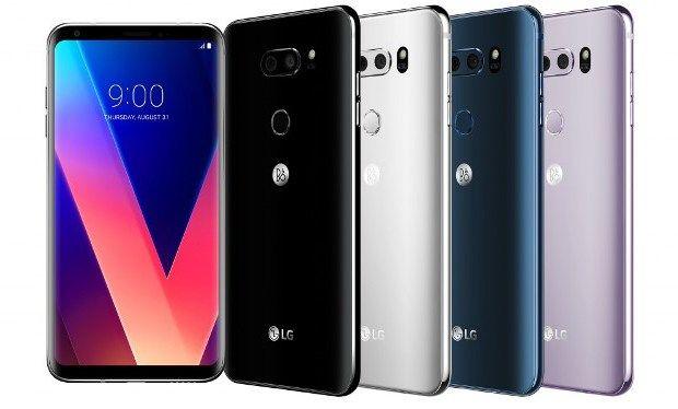 LG Electronics anunta V30 la targul IFA2017, in Berlin