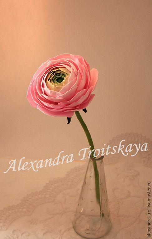 Две розы из фоамирана - МК с Ярмарки мастеров и
