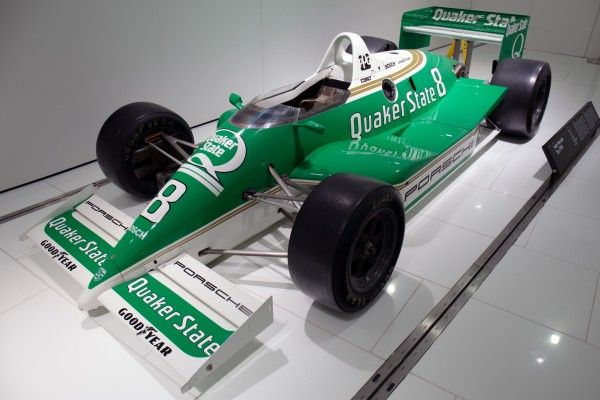 Indy car racing in the '80s and '90s still had innovation and, for a brief time, Porsche led the way. FlatSixes.com does a very good overview of that time for the German marque.