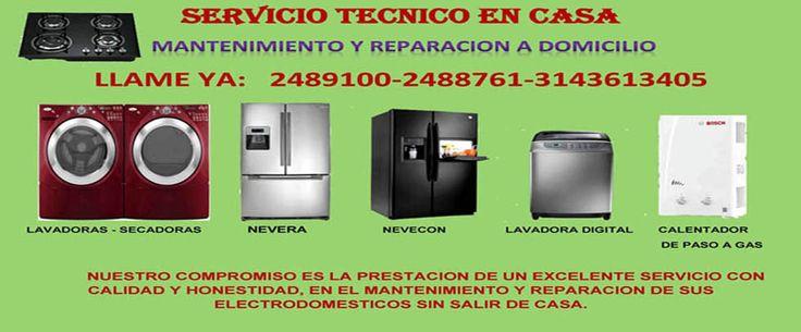REPARACION DE LAVADORAS - Reparacion de lavadoras en bogota chapinero, Mantenimiento de lavadoras en bogota chapinero, Servicio Técnico en Casa en Bogota Chapinero