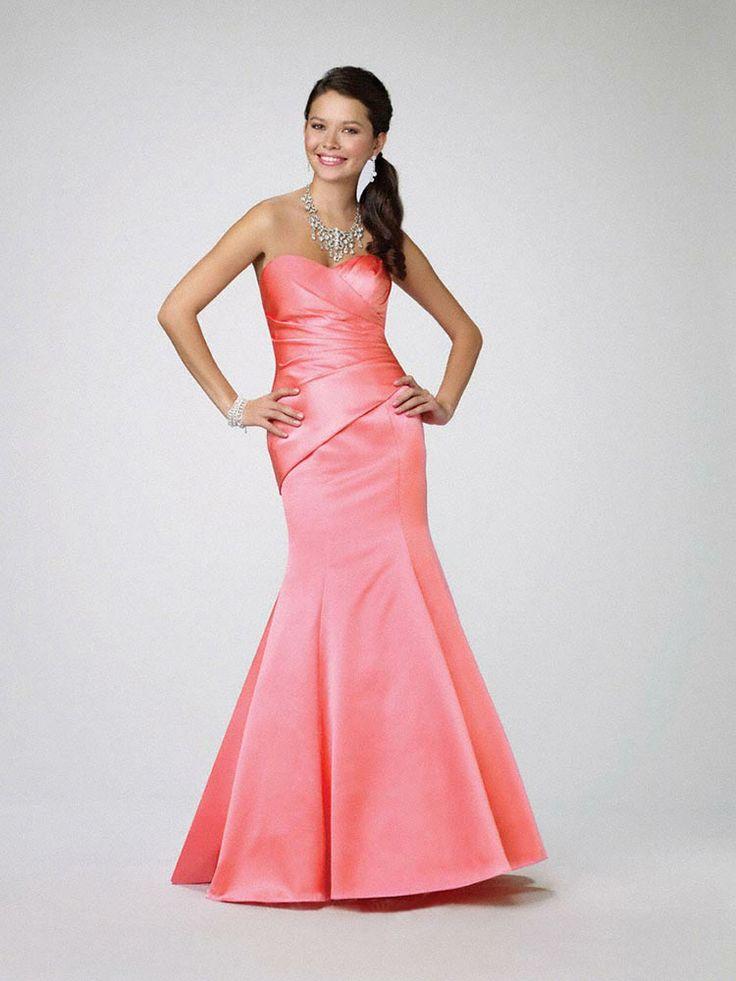 Mejores 157 imágenes de Long Prom Dresses en Pinterest | Vestidos ...