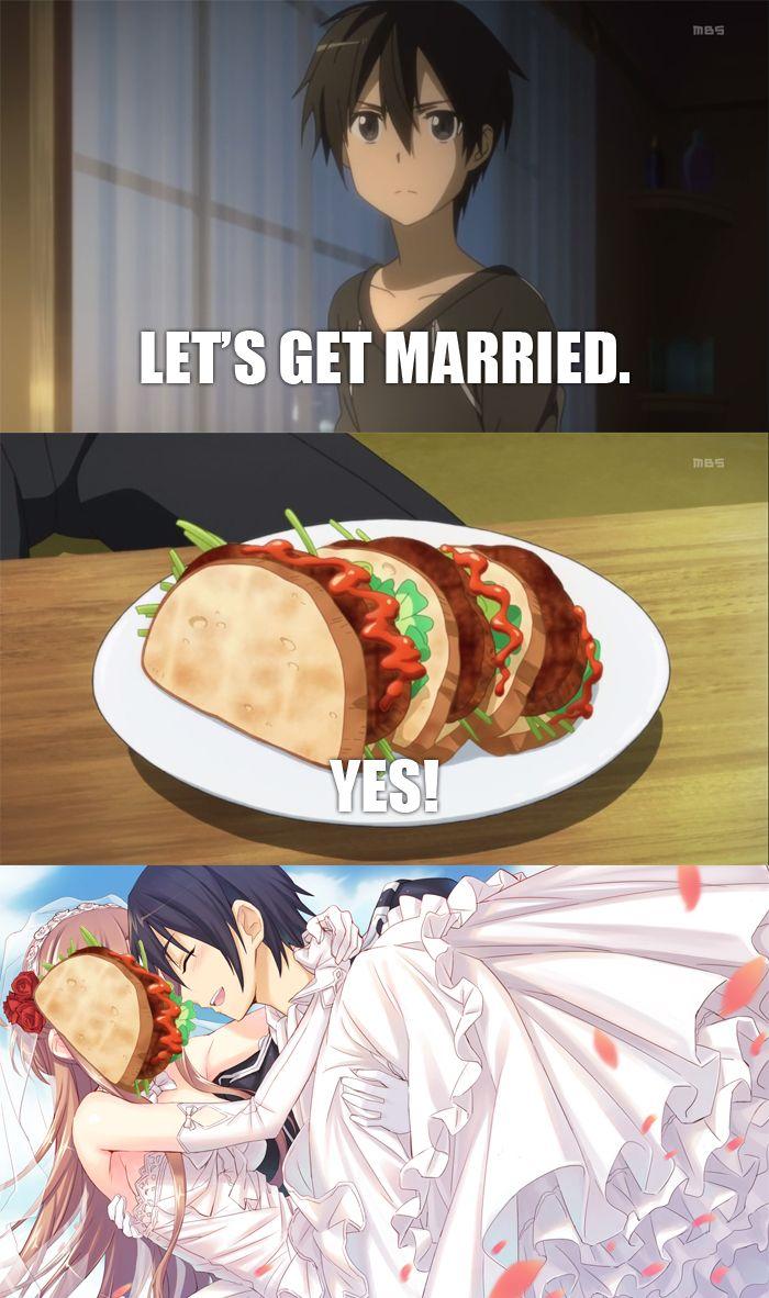 Sword Art Online Memes | hakuji:nipaahhh:sakuyoi:Sword Art Online, episode 11 memes~the second ...