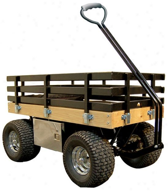 All-terrain Single Rare Wheels Wagon