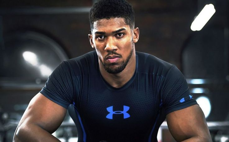 I dont have time for girlfriends  Anthony Joshua reveals