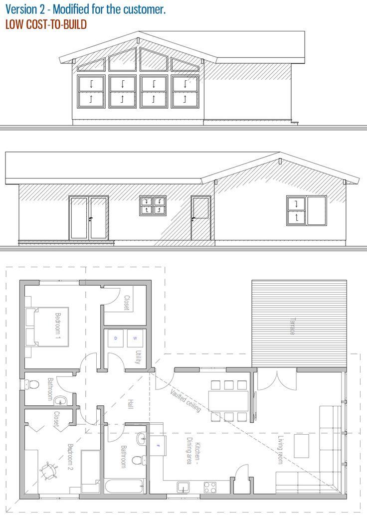 Modified Home Plan / Customer House Plan