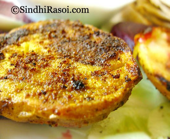 Taye waara patata  Tawa Aloo   Sindhi Rasoi  Sindhi Recipes