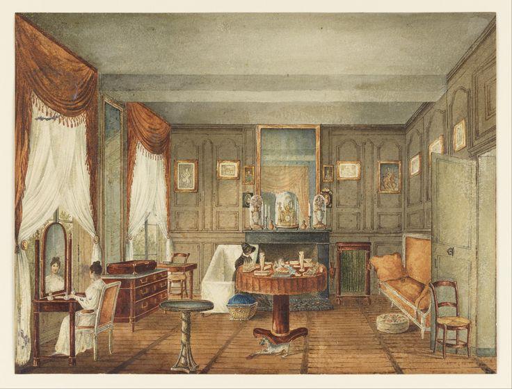 Morning Room Interior