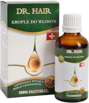 Leczenie przyczyny wypadania włosów ma już swoje rozwiązanie jest nim lotion na wypadanie włosów Dr Hair.