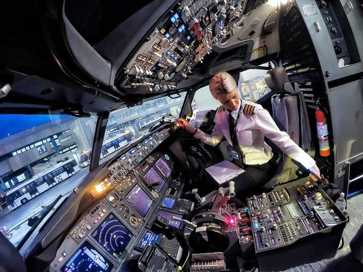 """""""#MyStory is about strong females in a male-dominated environment — proving that we are just as good as them, believing in ourselves and keeping a positive attitude towards life."""" —international airline pilot Maria Pettersson (@pilotmaria) """"I never thought becoming a pilot was an option for me, because of the high costs and the fact that most pilots were men. I worked hard to save for flight training and studied even harder. The toughest challenge has been to get that first flying job…"""