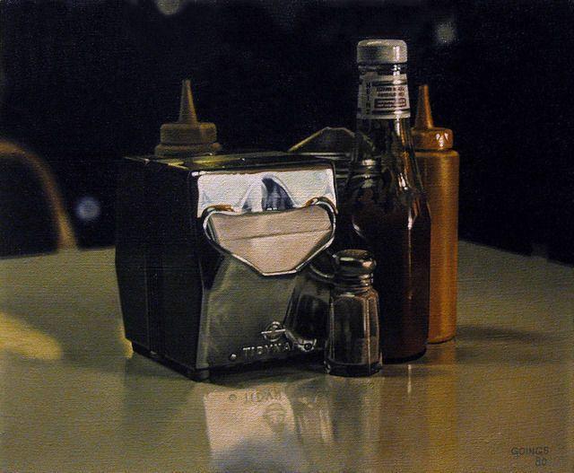 Ralph Goings, 'Diner Still Life,' 1980, Jonathan Novak Contemporary Art