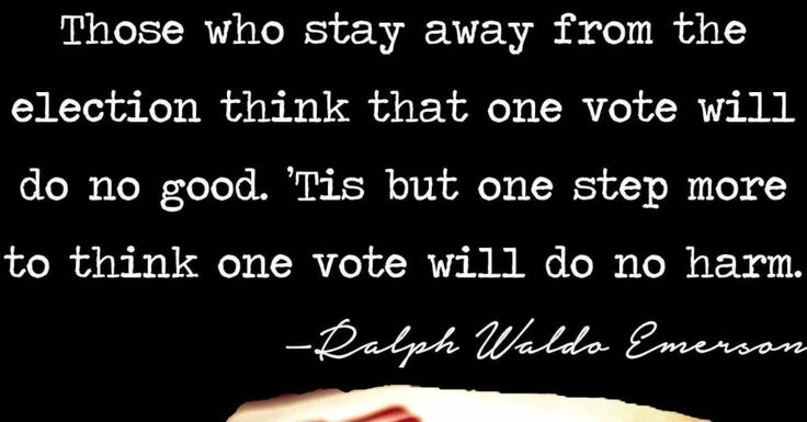 The Best Quotes About Voting