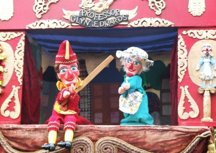 Image result for images of punch and judy