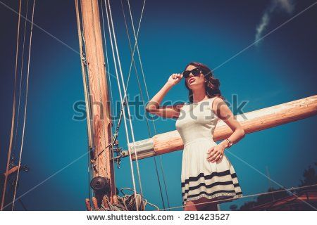 Sailboat Lifestyle Stock Photography | Shutterstock