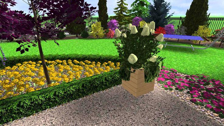 Návrh revitalizace zahrady u okálu na Pardubicku