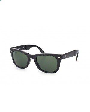 Ray-Ban Folding Wayfarer RB 4105 601 noir rayban wayfarer lunettes pas cher