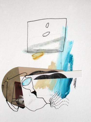 "Saatchi Art Artist Sander and Marijah; Collage, ""1.13.07.16 - I.XXIII.IX.XVI"" #art"