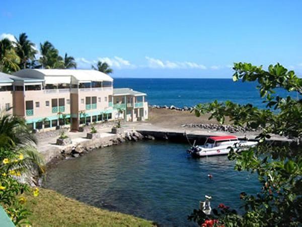 Bird Rock Beach Hotel St Kitts