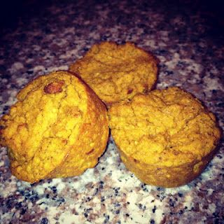 @Rita Catolino's Protein Pumpkin Mini Muffins, and my Eat-Clean Diet travel tips!